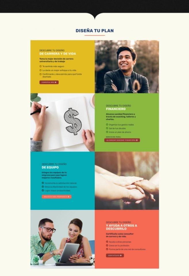 Descubre Tu Diseño - Sitio Web